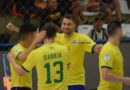 Brasil goleia e está cada vez mais perto do Mundial FIFA